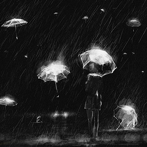 Summer Rain by Alex Andreev