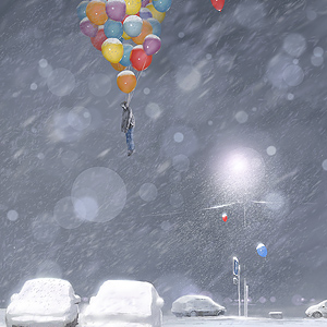 New Year by Alex Andreev