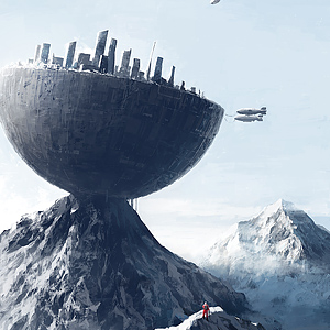 Edge City by Alex Andreev